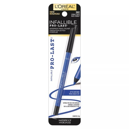 L'Oreal Paris' Infallible Pro-Last Waterproof Pencil Eyeliner