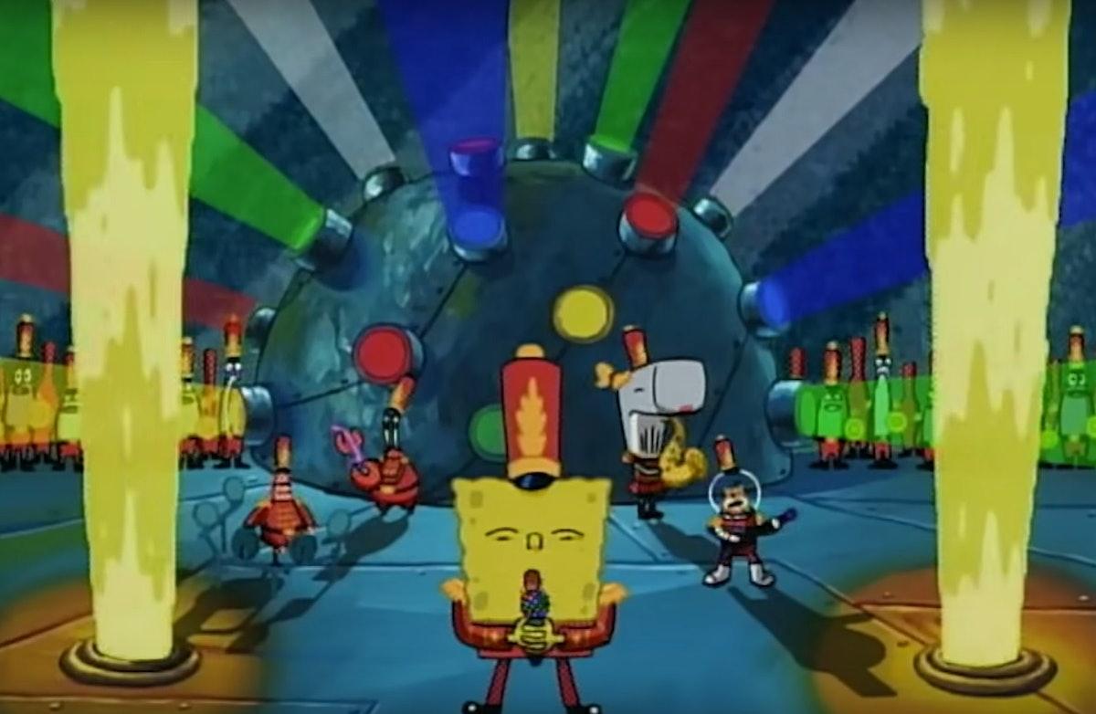 The 12 best 'Spongebob Squarepants' Zoom backgrounds to make your video calls in Bikini Bottom.
