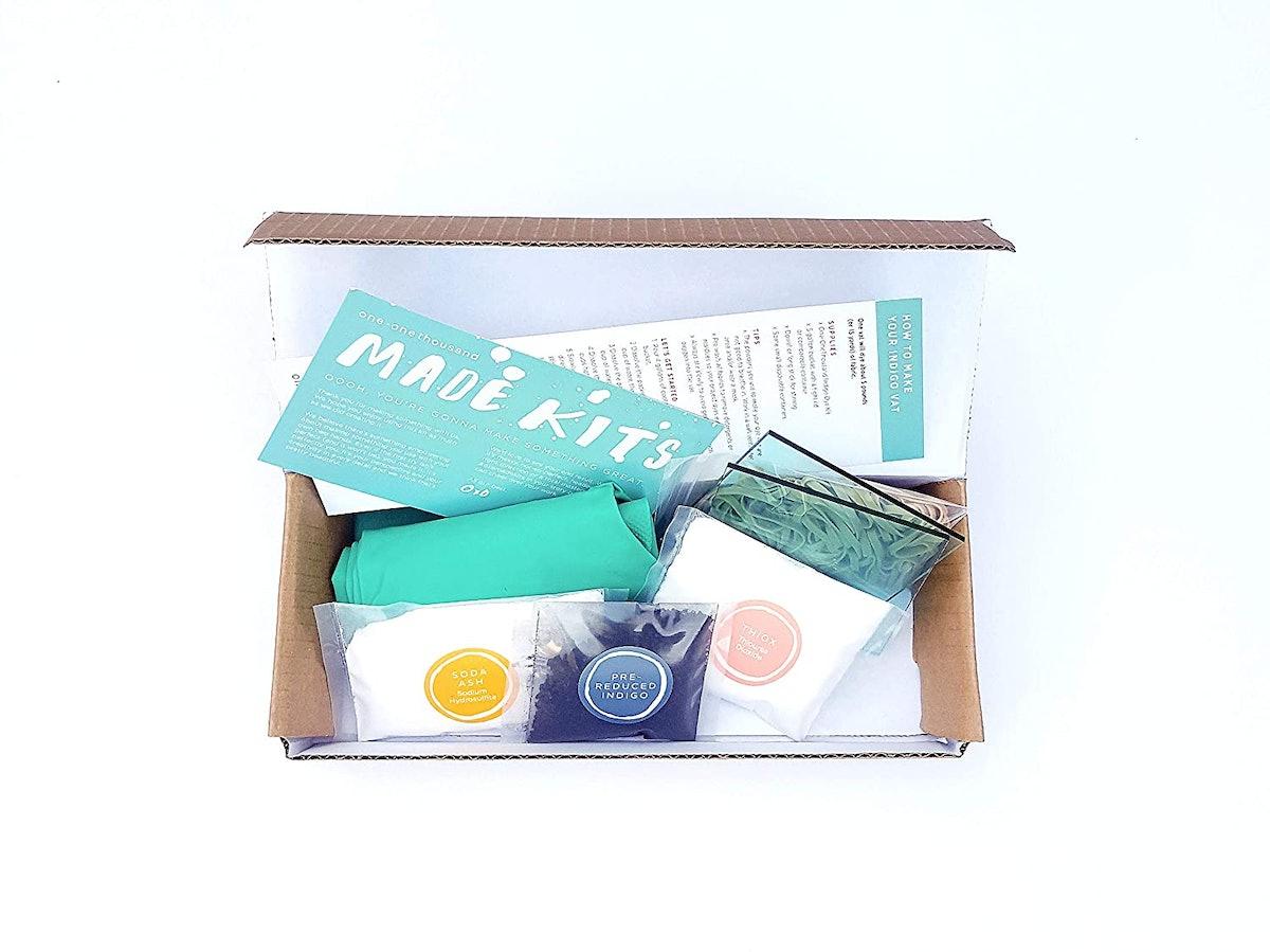 Made Kits Indigo Dye Kit