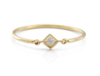 Box Me In Diamond Ring