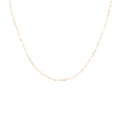 Grace Lee Pearl Seed Necklace