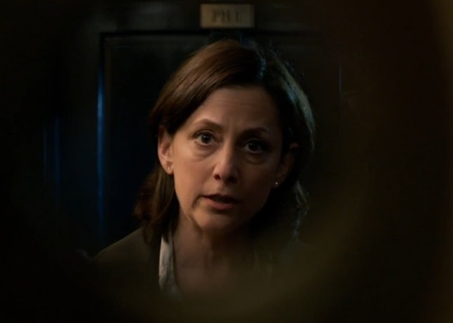 Deborah Levin as Sara Gordon (aka Special Agent Pollock) on 'HTGAWM'