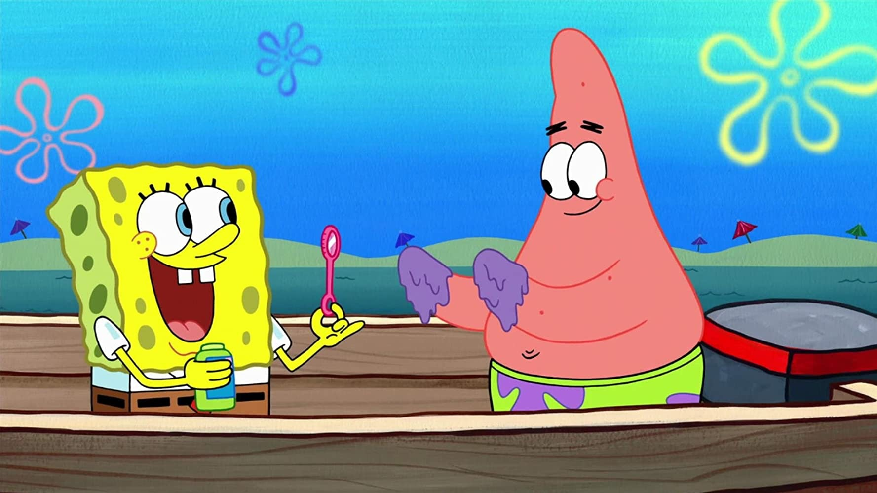 The 12 Best Spongebob Squarepants Zoom Backgrounds To Put You In