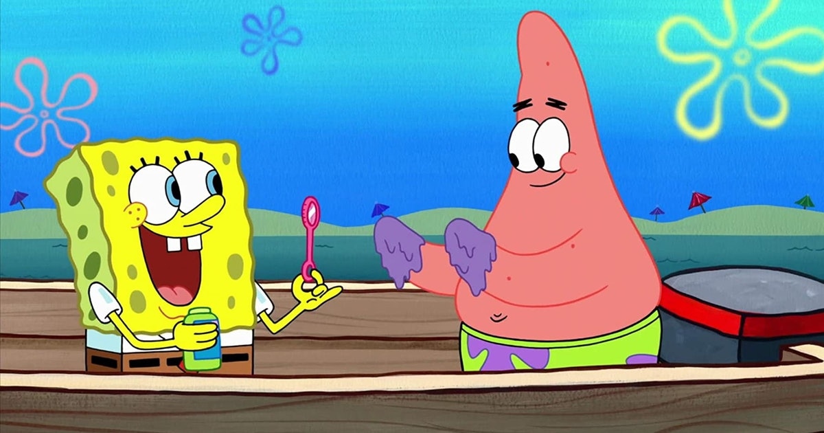 Chat From A Pineapple Under The Sea With These 'SpongeBob' Zoom Backgrounds