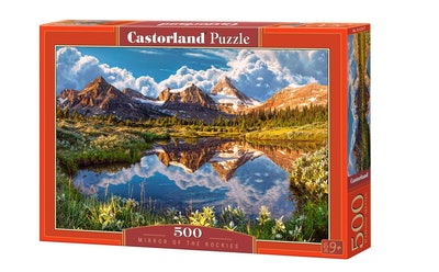 Mirror Of The Rockies Puzzle