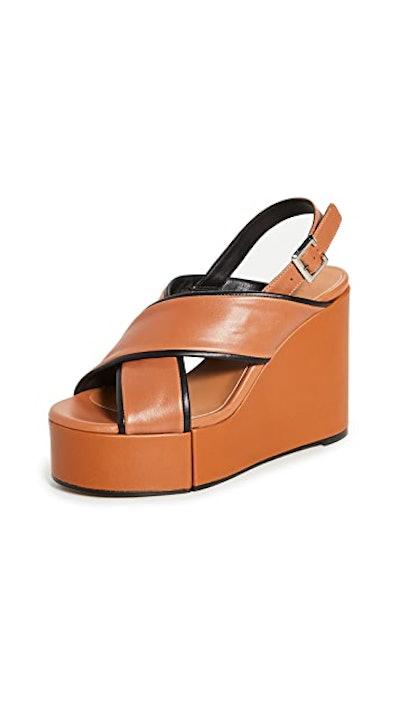 Mirane Wedge Sandals