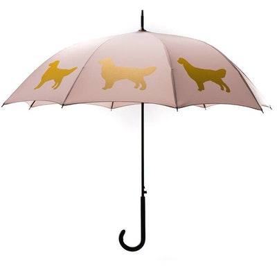 Golden Retriever Umbrella