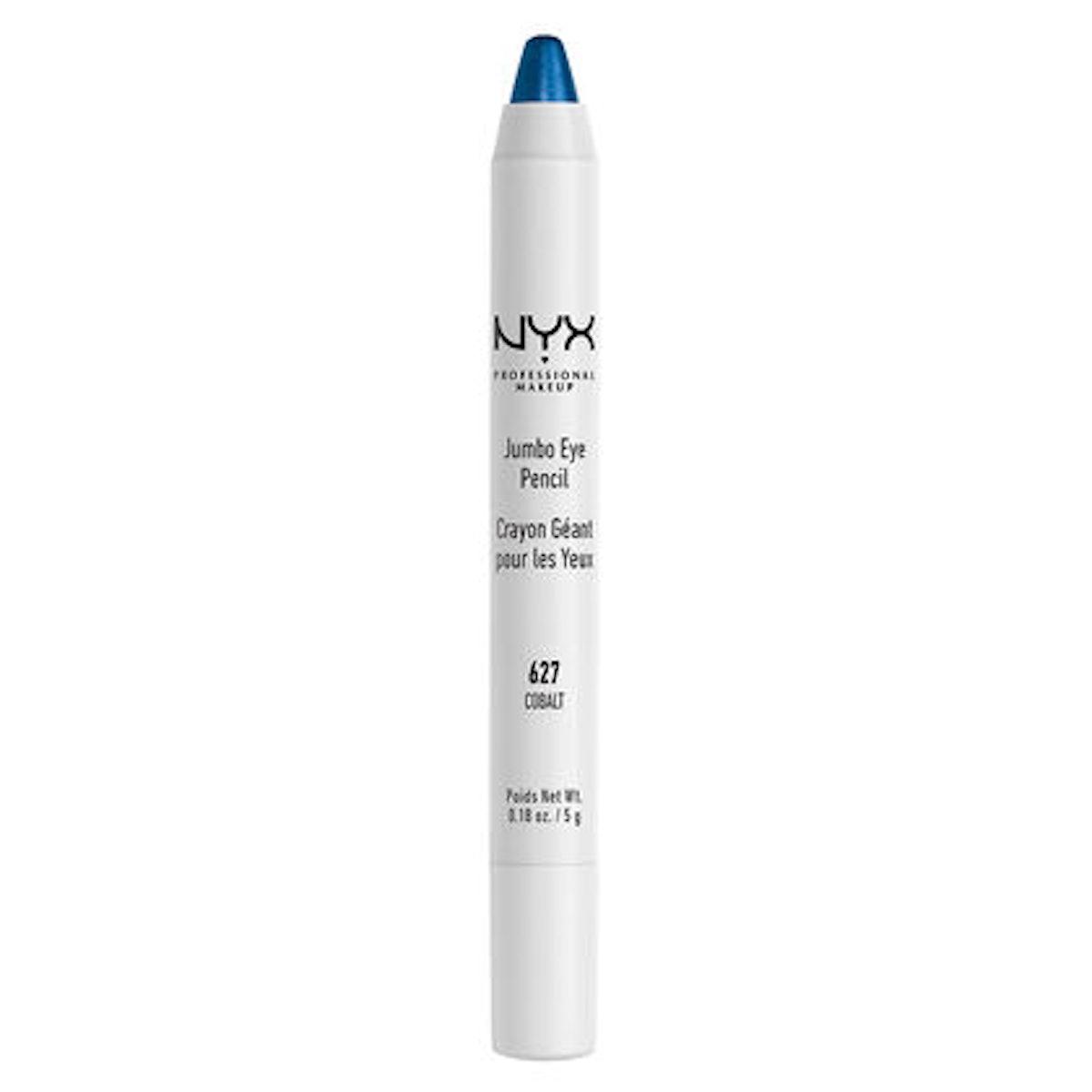 NYX's Jumbo Eye Pencil in Dark Blue