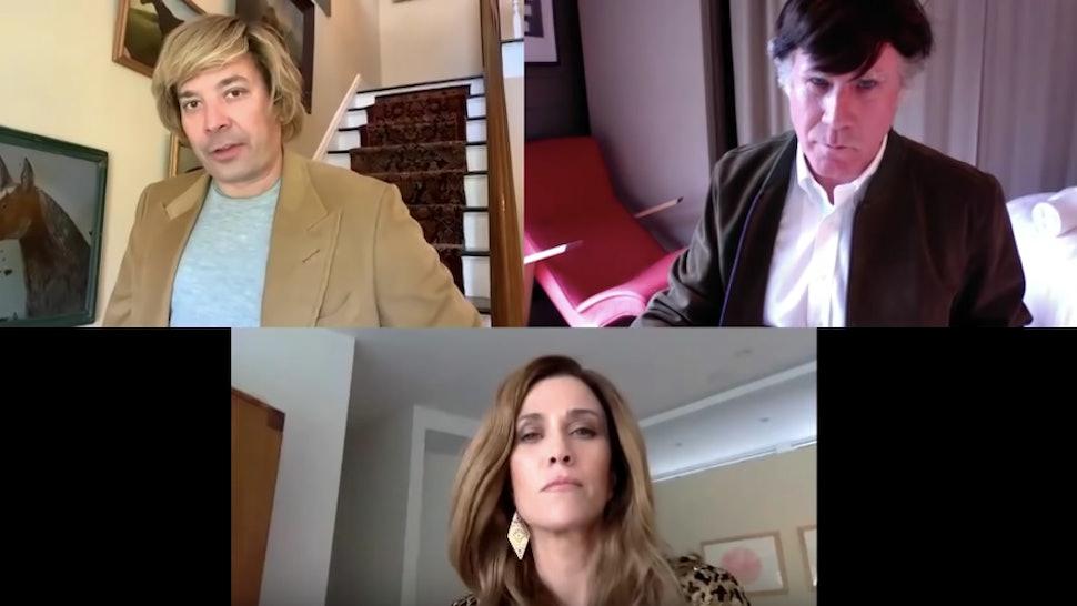 Jimmy Fallon, Will Ferrell, Kristen Wiig Quarantine Soap Opera