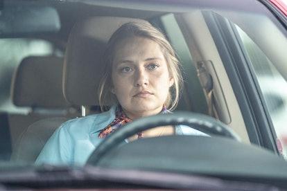 Merritt Wever as Ruby in HBO's 'Run'