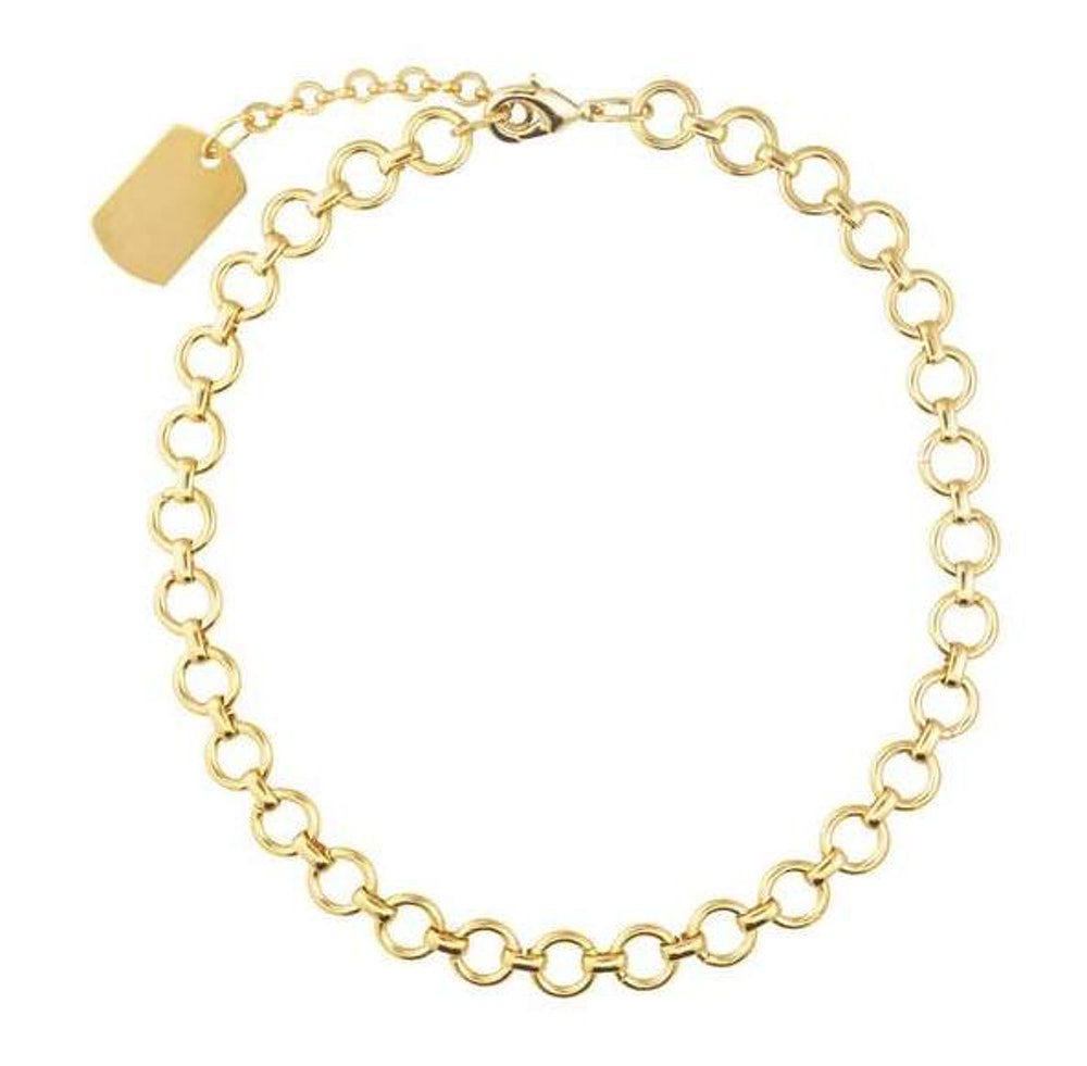Wisteria Collar Necklace