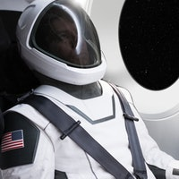 SpaceX's futuristic spacesuit will do more than make astronauts look cool