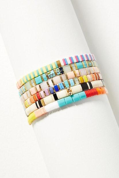 Serefina Sunshine Stretch Bracelet
