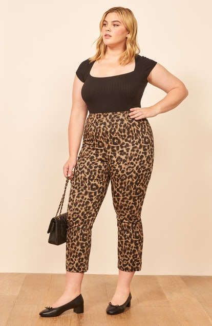 Marlon Leopard Pants