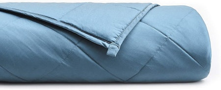 YnM Kids Bamboo Weighted Blanket