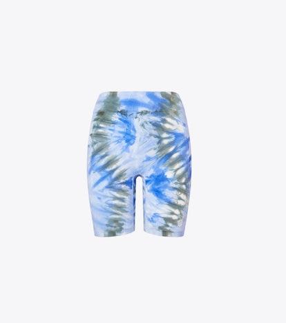 Tie-Dye Seamless Bike Shorts