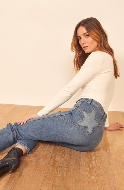 Reformation Star Jeans