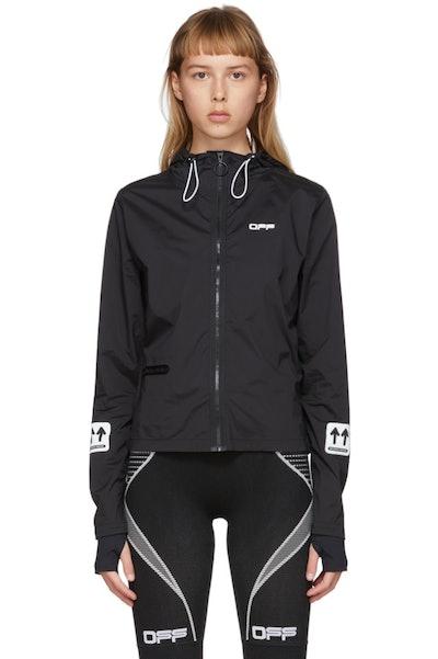 Black Active Jacket