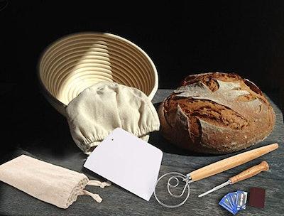 Quienkitch Bread Proofing Basket