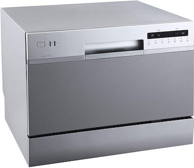 EdgeStar 6 Place Setting Portable Countertop Dishwasher