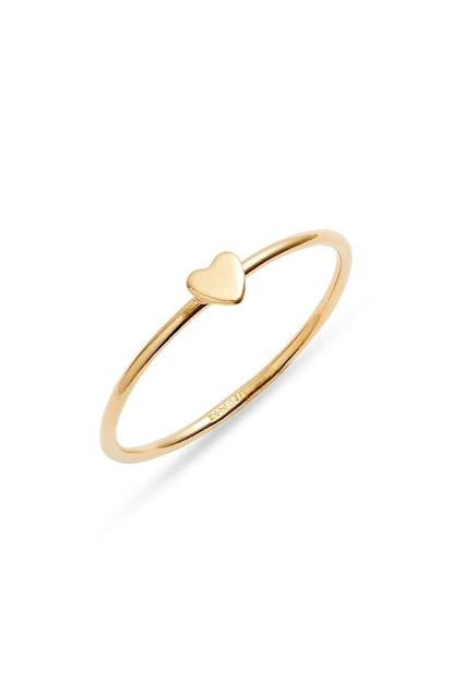 Ryanne Heart Ring