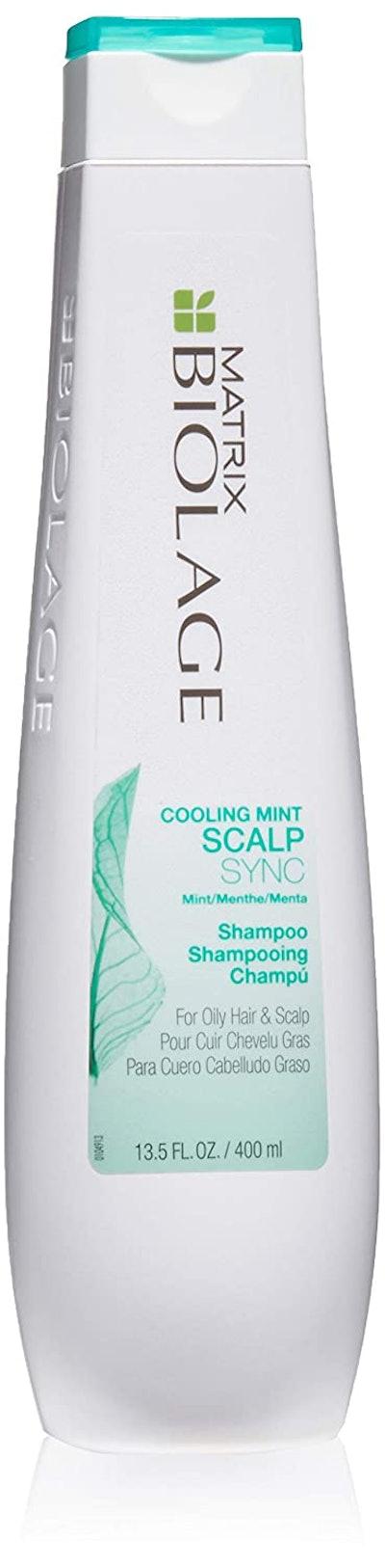 Matrix Biolage Scalpsync Cooling Mint Shampoo (13.5 Fluid Ounces)