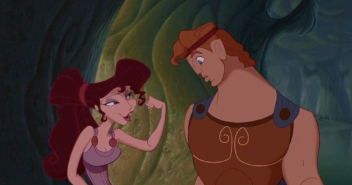 A 'Hercules' live-action movie will remake the original animated film