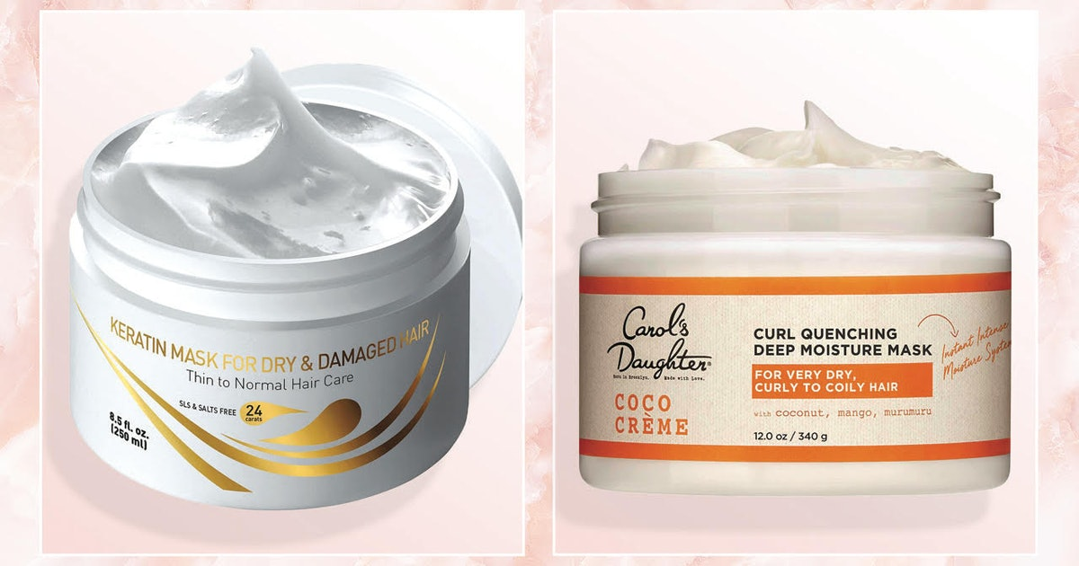Reviewers Swear This Hair Mask Is As Good As A Salon Treatment -- Plus 4 More To Try