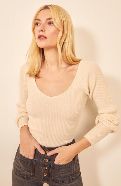 Hart Wide Neck Sweater
