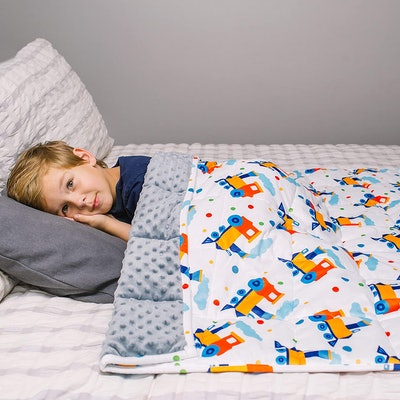 HomeSmart Products Weighted Blanket For Kids