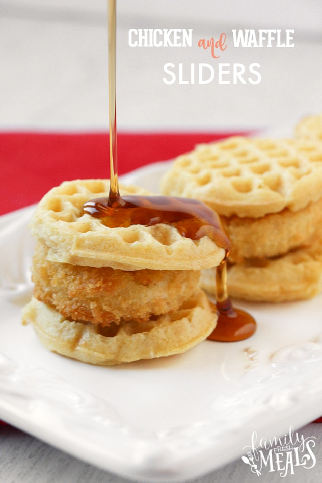 Things To Do With Frozen Waffles