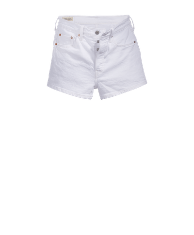 Levi's 501® High Rise Shorts In In The Clouds