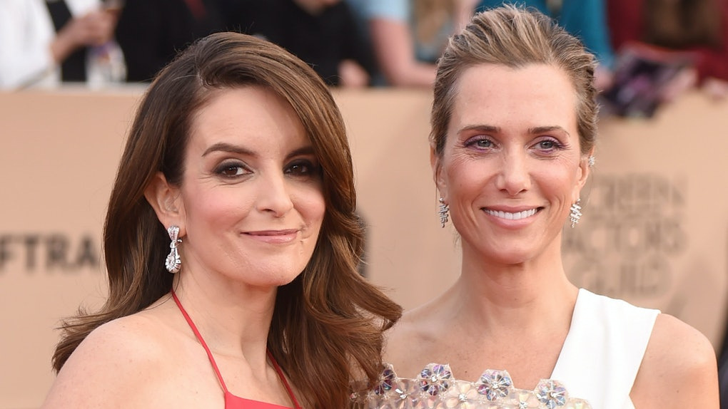 Tina Fey & Kristen Wiig's 'Saturday Night Live' Return Was Such A Welcome Surprise