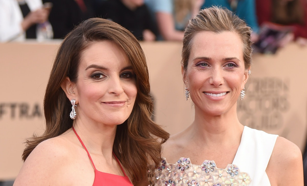 Tina Fey & Kristen Wiig's 'Saturday Night Live' Return Was Such A Welcome Surprise