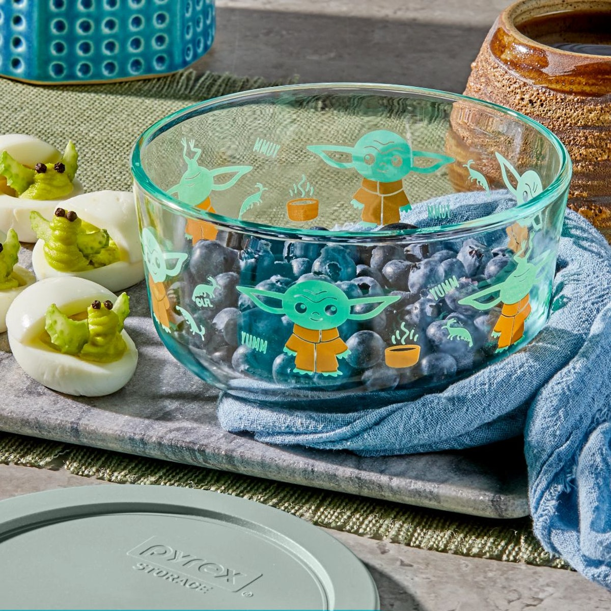 Pyrex® 4-cup Decorated Storage: The Child