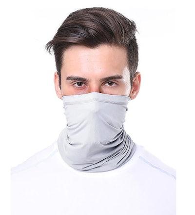 Selfieee Adult Headwrap Balaclava Facemask