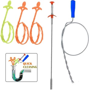 5 in 1 Sink Snake Cleaner
