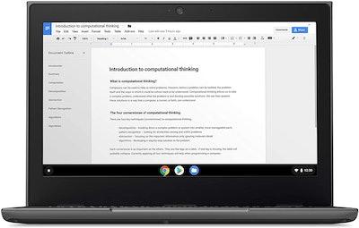 Lenovo 100E 2nd Generation Chromebook