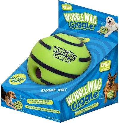 Wobble Wag Giggle Ball