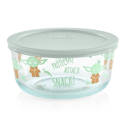Pyrex® 4-cup Decorated Storage: The Child, Snack