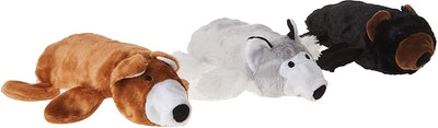 Max and Neo Water Bottle Dog Toys (3-Pack)