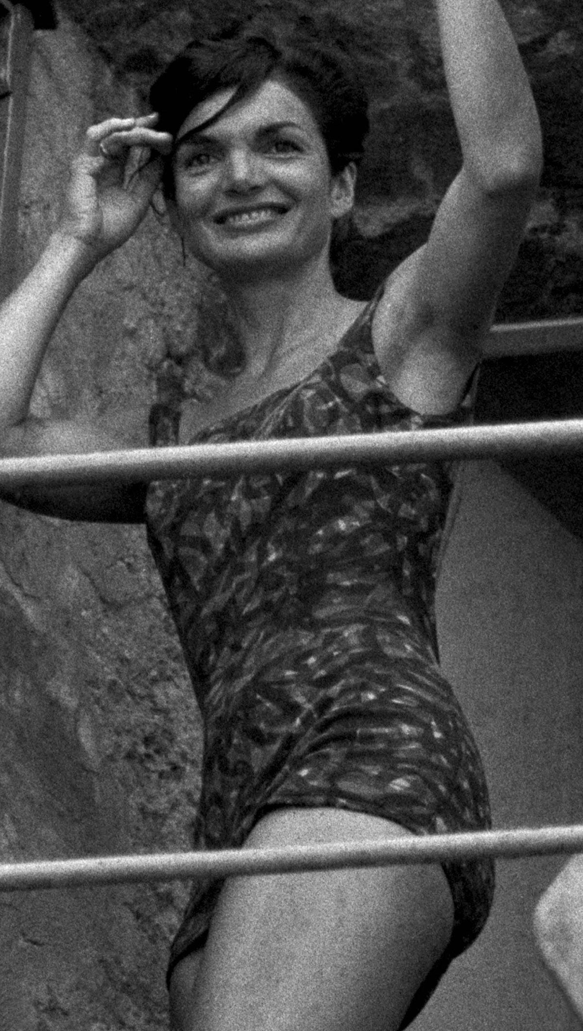 Jackie O Swimsuit
