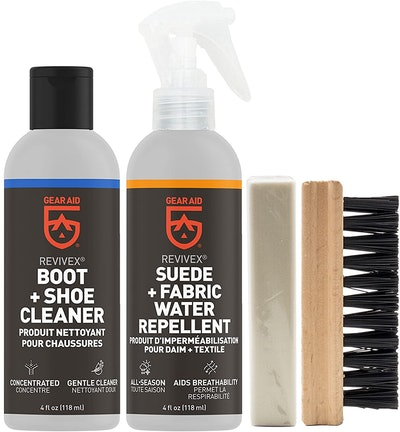 Gear Aid Revivex Suede and Fabric Care Kit