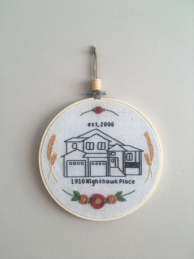 Custom Cross Stitch