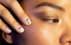 Pros and cons of types of nail art.