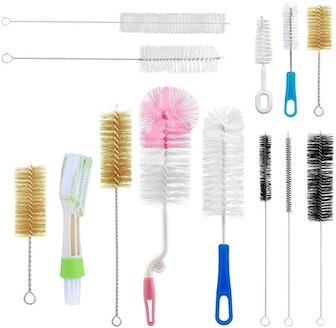 Yoassi Food Grade Multipurpose Cleaning Set (13 Pieces)