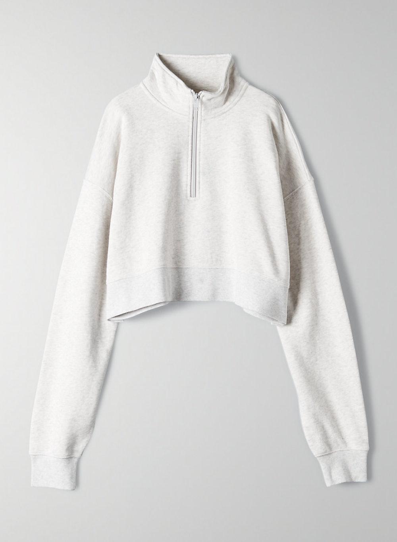 Palisades Light Mockneck Sweatshirt