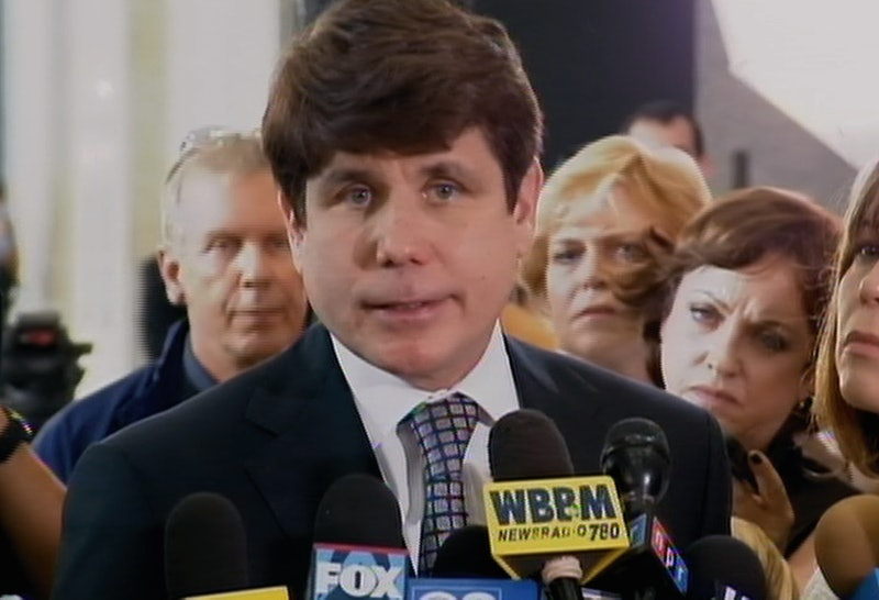Rod Blagojevich in Trial by Media