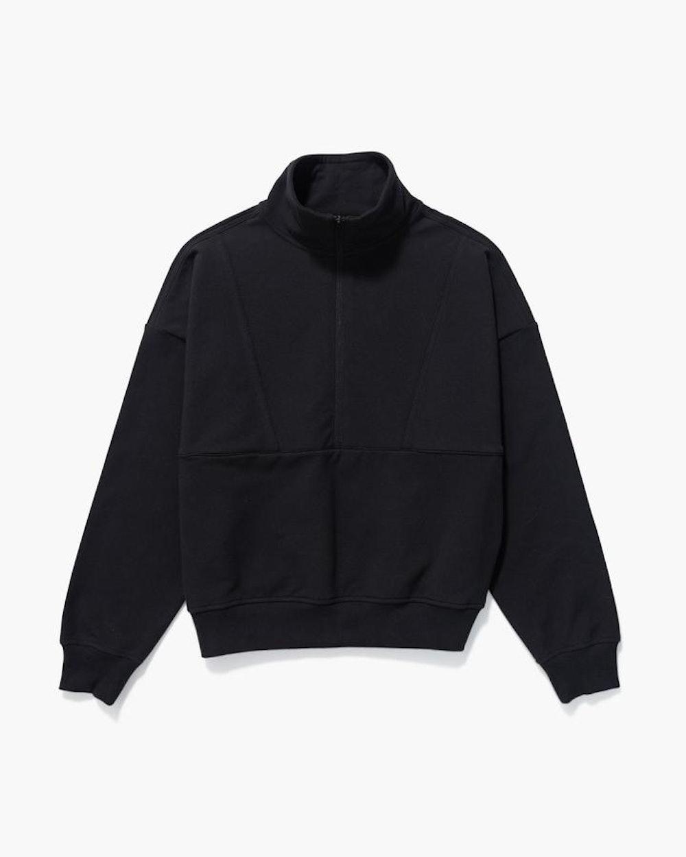 Women's Terry Mockneck Sweatshirt