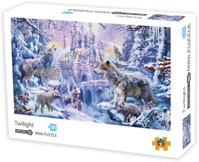 Stoota Twilight 1000-Piece Jigsaw Puzzle (1,000 Pieces)